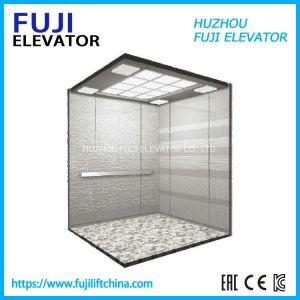 Fuji Vvvvf 0.4m/S 홈 엘리베이터 싸구려 소형 관광 빌라 조수석 엘리베이터 리프트 파노라마/관찰 유리 엘리베이터