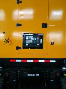 Draagbare Diesel Genset met Motor Perkins