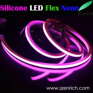 2018 caldo! Indicatore luminoso al neon del corpo LED del silicone con termoresistente molto buon