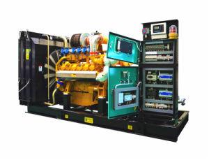 Generador de gas natural 400kw con sistema de unidad de control de origen alemán