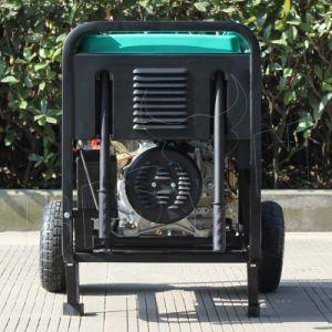 Bison (China) kupferner Draht-luftgekühlter Schlüsselanfang bewegliches 3kw der Soem-Fabrik-2.8kw 2800kw öffnen Dieselgenerator