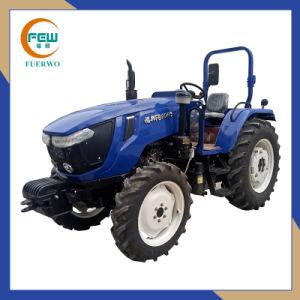 50-80 CV Barata de China de tractores agrícolas 4WD lanza por el Poder/remolque