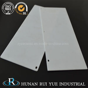 Colagem de fita de isolamento elétrico Ceramic Al2O3 de substrato de Alumina