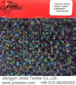 Het buitensporige Garen Jd9145 van Chenille van de Polyester