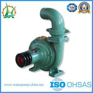 CB80-40 дизельного двигателя с приводом от ремня привода насоса воды для орошения