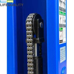 2 Post carro elevador máquina automática Guindaste Envio gratuito