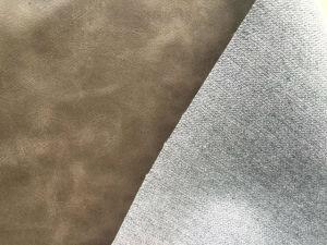 PU para mobiliário sofá de couro artificial