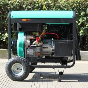 Bison (China) 2kVA 2000W monofásico de cable de cobre de llave de contacto Home Power Portable 2kw de consumo de combustible del generador diesel