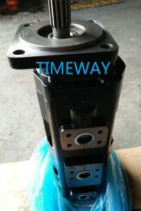 Pompa di olio idraulica dell'attrezzo della pompa triplice ad alta pressione