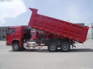 Sinotruk 420HP 12L Motor Caminhão de dumping