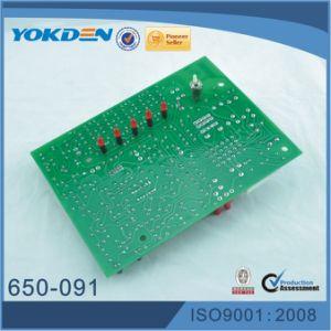 650-091 디젤 엔진 발전기 예비 품목 산업 통제 PCB