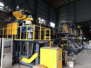 Hochgeschwindigkeitsplastikluftblasen-Film-Beutel, der Maschine herstellt