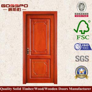 内部部屋のドアの寝室(GSP2-056)のための木の内部ドア