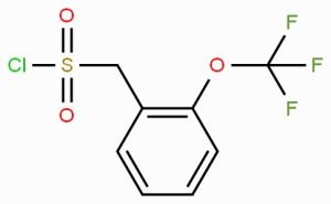 2 - (Trifluoromethoxy) Chloride Benzylsulphonyl