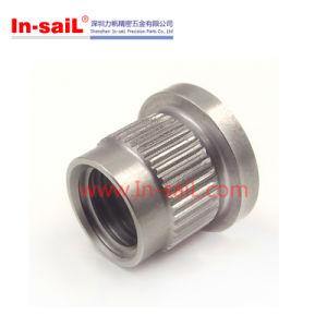 Fabricant de Shenzhen écrous moletés en acier inoxydable