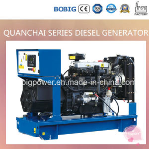 leiser Dieselgenerator 24kw angeschalten von Quanchai Engine