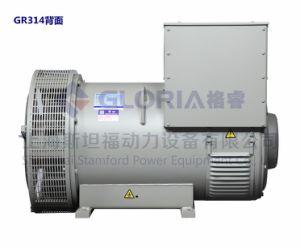 280kw/3 Brushless Alternator van de fase voor de Reeksen van de Generator, Chinese Alternator