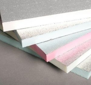 Пре- изолированный воздуховод из полиуретана панели