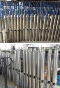 4ss из нержавеющей стали на полупогружном судне глубокие водяной насос