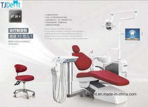 Con un continuo humanizado tipo de suelo de la bandeja de instrumentos de la Unidad Dental (X3+)