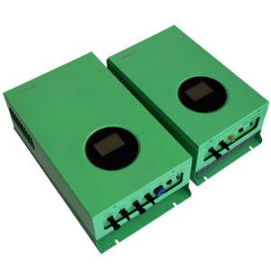 格子太陽インバーター風過電圧および不足電圧の保護IP65オールインワン機械(SM-3K/1S)が付いている雑種PVインバーター