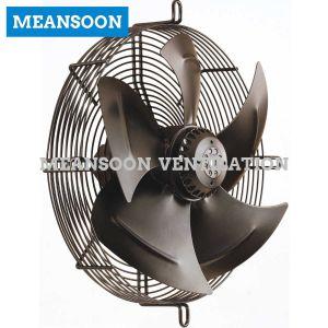 Le refroidissement du moteur à rotor externe pour la ventilation Ventilateur axial