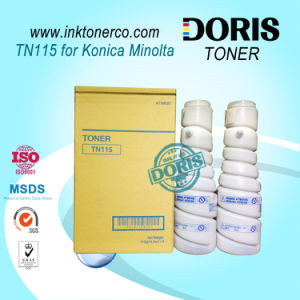 Tn115 Copiadora de polvo de tóner de Konica Minolta Bizhub 163V 7616V