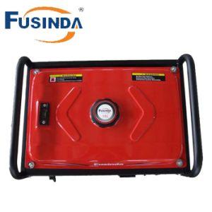 2.5Kw électrique générateur à essence portable avec poignée et roues