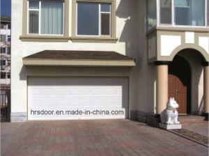 Painel da porta de garagem Finger-Protective Transversal Superior Automática da Porta da Garagem