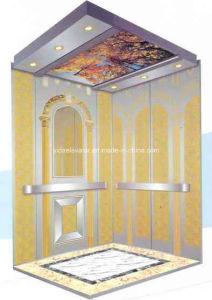 2019 estilo Metal Best-Selling silencioso ascensores de pasajeros elevador (YD-O3).