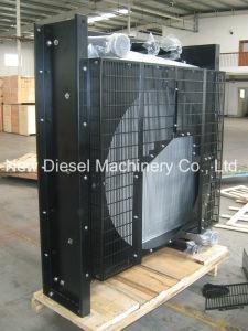 Cummins radiateur pour le générateur de Marine (KTA19GM)