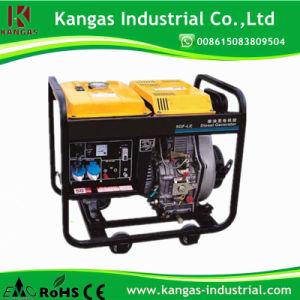 3Квт молчание цифровой преобразователь бензин генератор (KP3000)