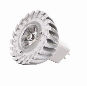 3W Small MR16 12V LED Spot Light Lamp Cup