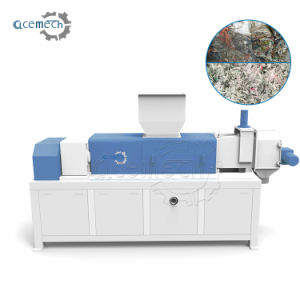 農業LDPE PPのフィルムのプラスチックリサイクルの生産ライン