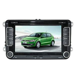 GPS Navigation/Bluetooth/Radio Function를 가진 폭스바겐 Polo를 위한 Dash DVD Player에서