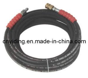 3200psi High Pressure Steel Braided Rubber Hose (8SH32)