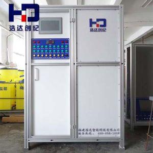 6kg/h Cl empresa de alimentos de producción la producción de la máquina de desinfección Naclo generador para el tratamiento de agua