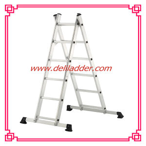 アルミニウムFolding Ladder Scaffolding Ladder 2X6 (DLSL101)