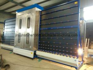 Lavage et séchage de verre vertical machine/machines lave-glace en verre
