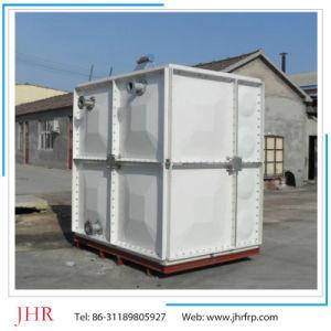 La fibre de verre GRP FRP réservoir d'eau de traitement des eaux de prix