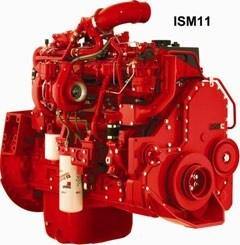 De gloednieuwe Dieselmotor van Cummins ISM11e4440 van de Motoren van het Voertuig