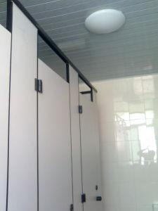 Les toilettes publiques panneau en PVC de plafond