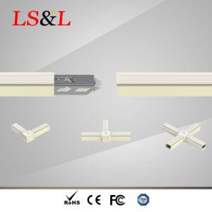 LED de alta potencia de 1,5 m de luz lineal lineal Sistema de iluminación comercial
