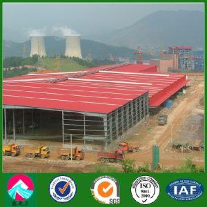 Edificio de estructura de acero (XGZ-SSW 315)