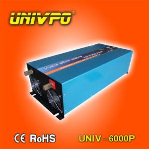 48V 110V 220V gelijkstroom-AC Power Inverter Pure Sine Wave (univ-6000P)