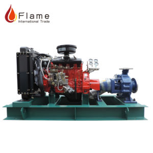 La pompe à eau centrifuge 7.5HP Diesel pour l'irrigation agricole