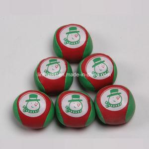 Pontapé de brinquedos para crianças personalizados com a impressão de presente de promoção de Esferas