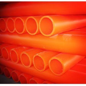 Tubo di plastica di fabbricazione di potere, tubo del manicotto di protezione del cavo