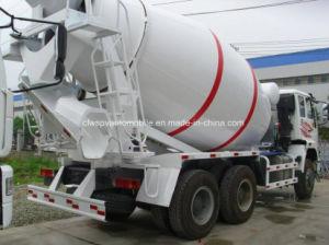 HOWO Hormigonera Sinotruk 8 M3 de 9 m3 de cemento del agitador de tambor de carretilla