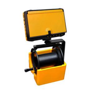 camera van de Inspectie van de Pijp van 30m de Ondergrondse, Goot, Mangat, de Camera van de Inspectie van het Loodgieterswerk